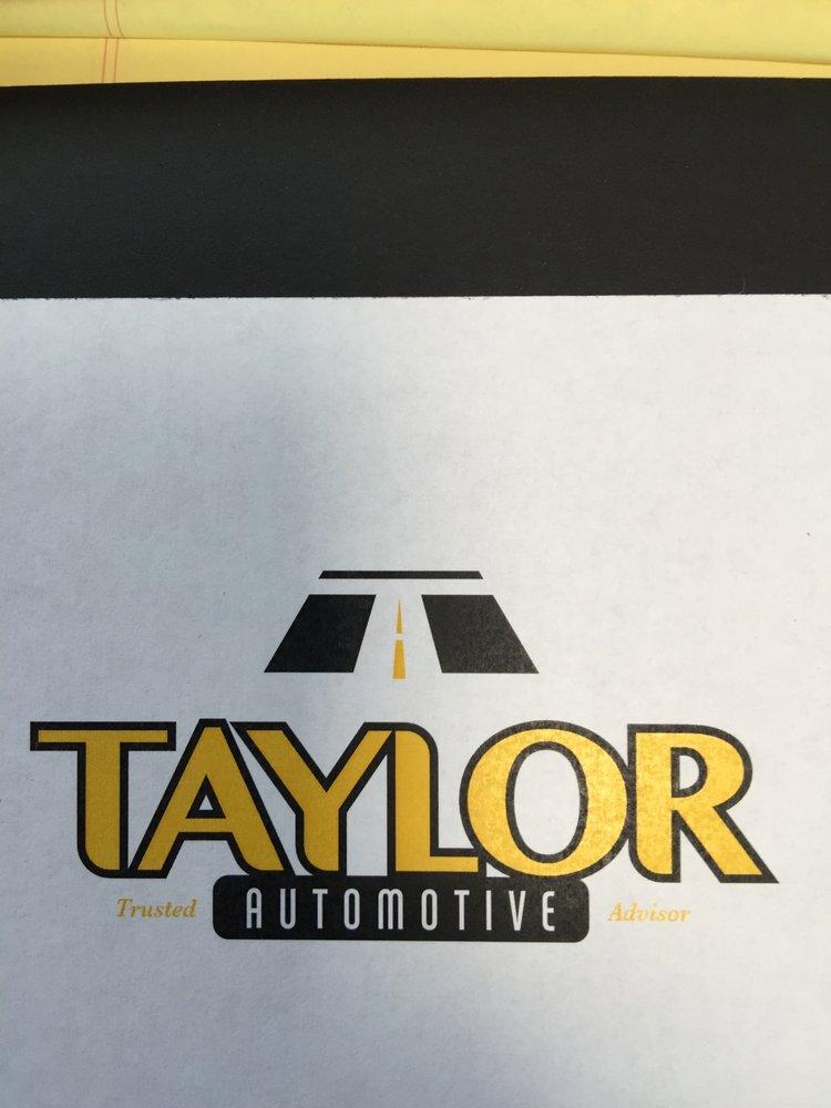 Taylor Tire & Auto: 701 S Washington St, Kaufman, TX