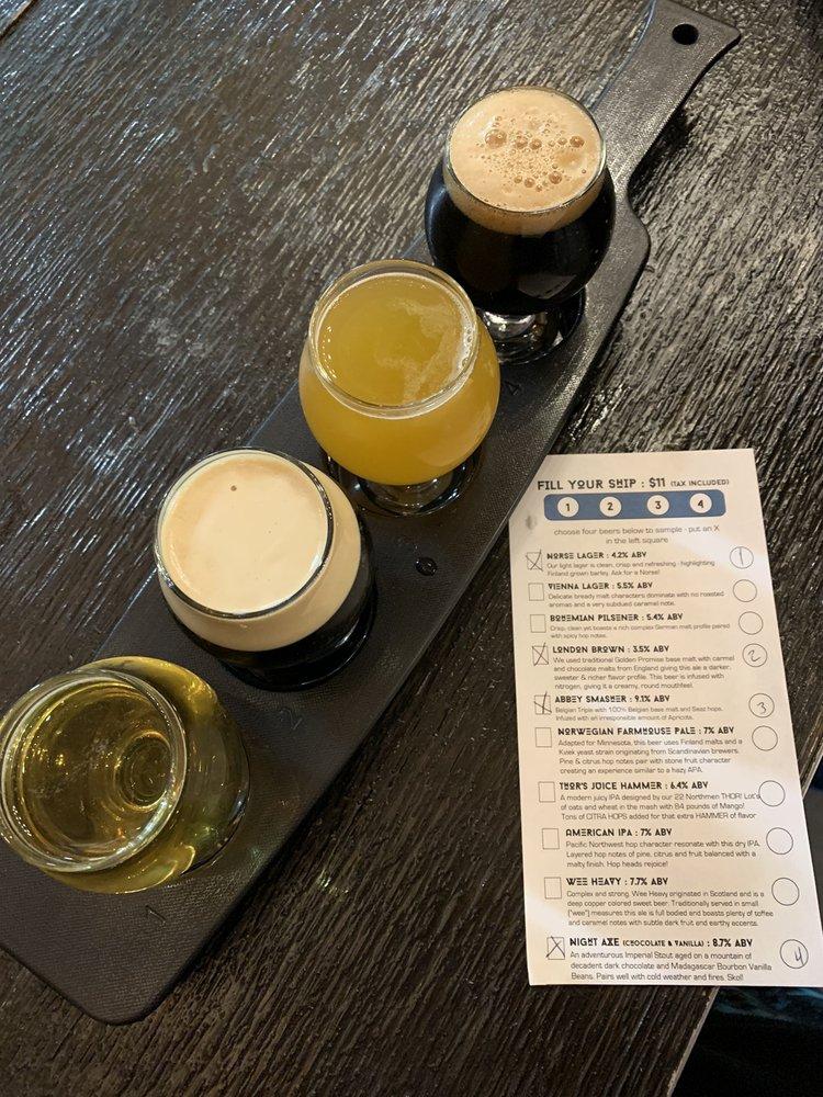 22 Northmen Brewing Company: 6693 County Rd 34 NW, Alexandria, MN