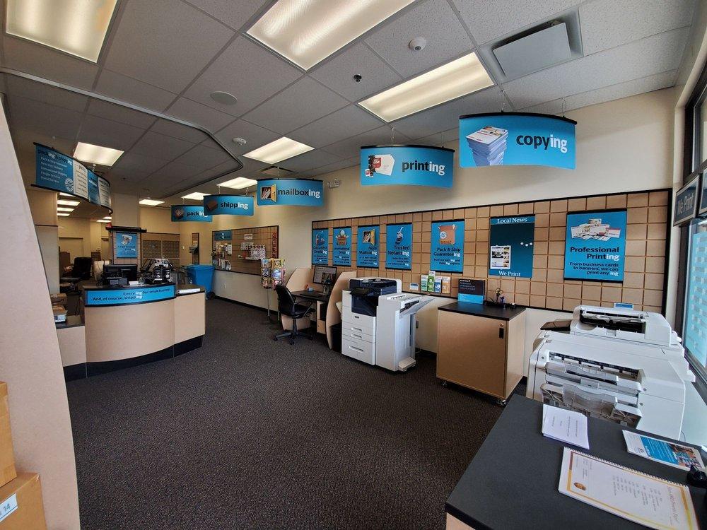 The UPS Store: 43330 Junction Plaza, Ashburn, VA