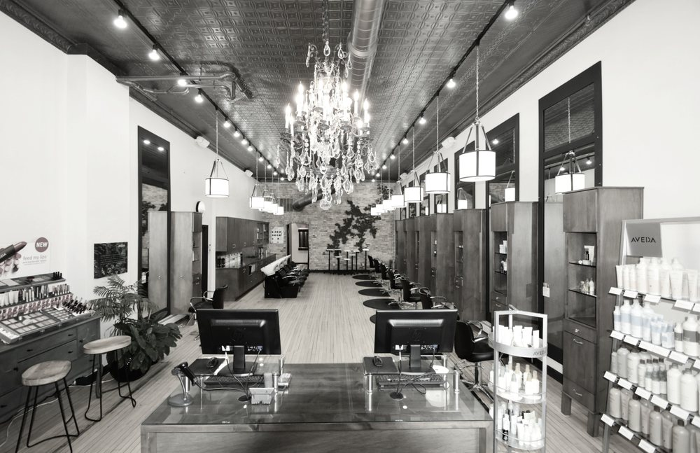 Dame Salon Spa: 620 George St, De Pere, WI