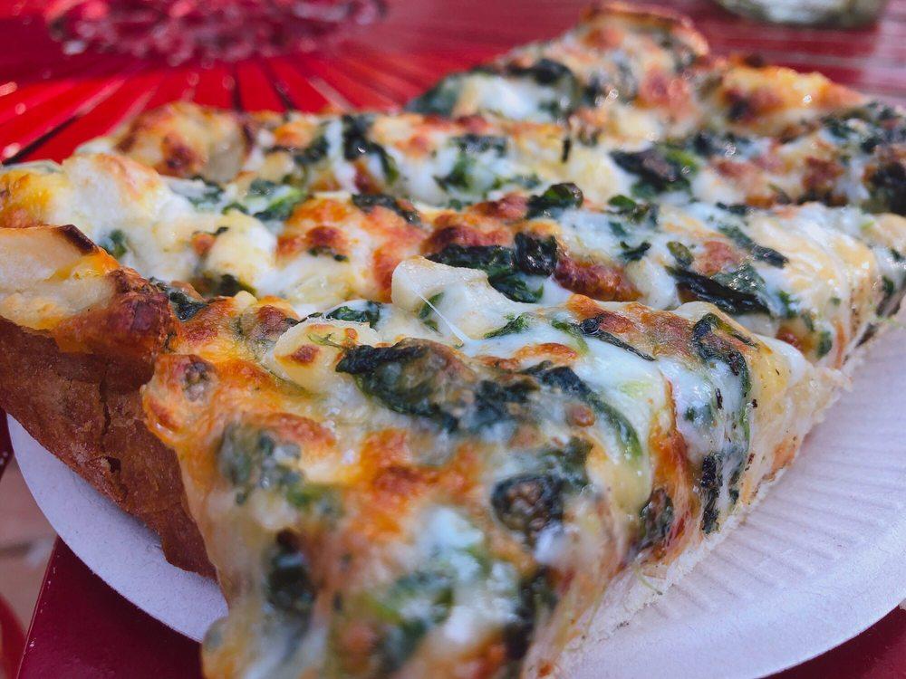 Talkeetna Spinach Bread
