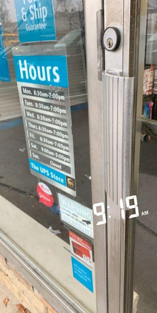 The UPS Store: 130 W Pleasant Ave, Maywood, NJ