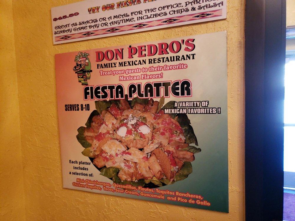 Don Pedro's of Vernal: 3340 N Vernal Ave, Vernal, UT