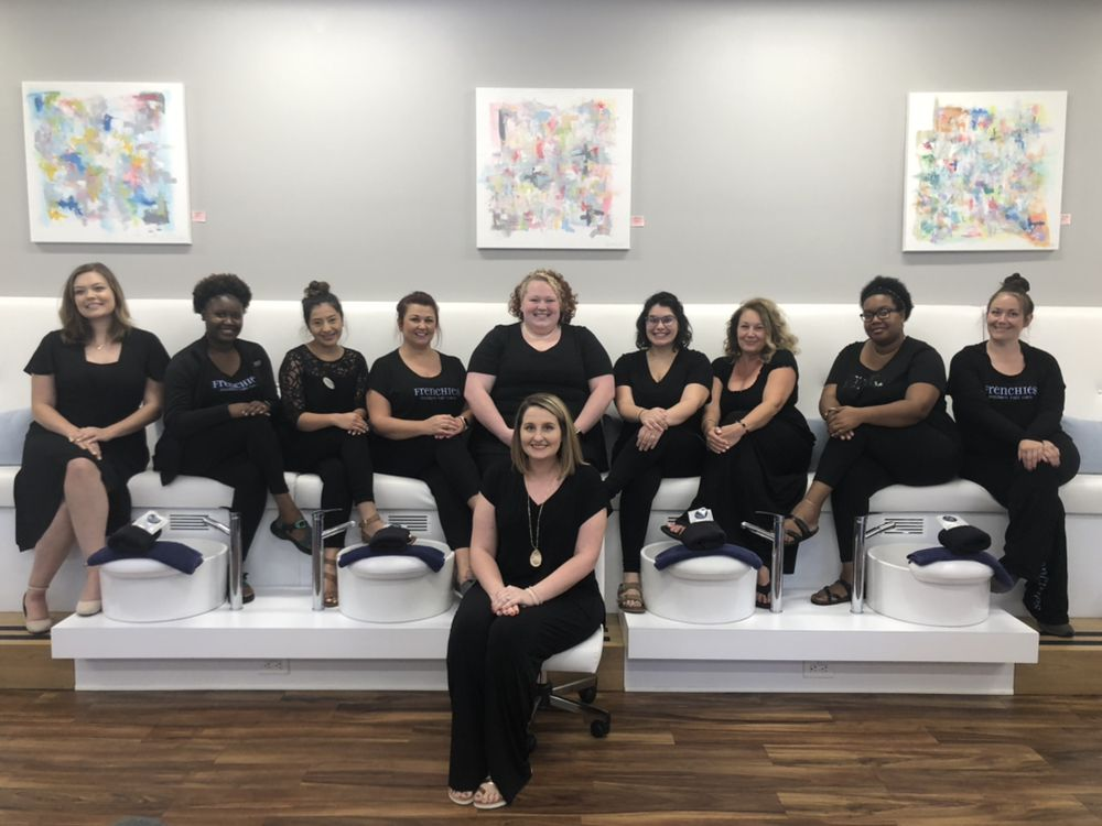 Frenchies Modern Nail Care- Athens: 843 Prince Ave, Athens, GA
