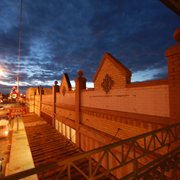 Photo Of Hotel Eklund Clayton Nm United States Western Sunset Over