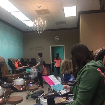 Polished nail salon 95 photos 59 reviews hair for 9309 salon oklahoma city
