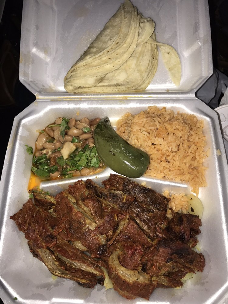 El Manna Grill Pollo Asado: 7039 Airline Dr, Houston, TX