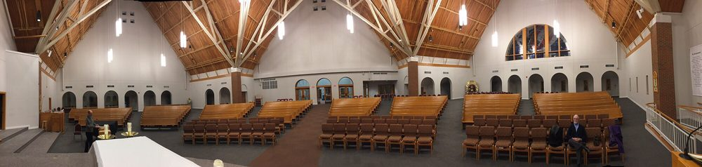 St. Monica's Catholic Church: 6131 N Michigan Rd, Indianapolis, IN