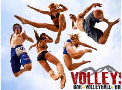 Volleys: 1130 N 3rd St, Grand Junction, CO