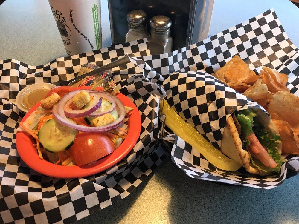 Naifeh's Deli & Grill: 600 E Main St, Cushing, OK