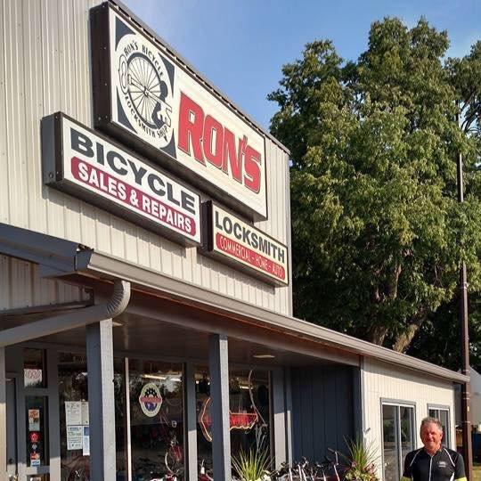 Ron's Bike Shop: 723 S Sanborn Blvd, Mitchell, SD