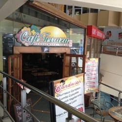 Café Terraza Fast Food Avenida Providencia 2251