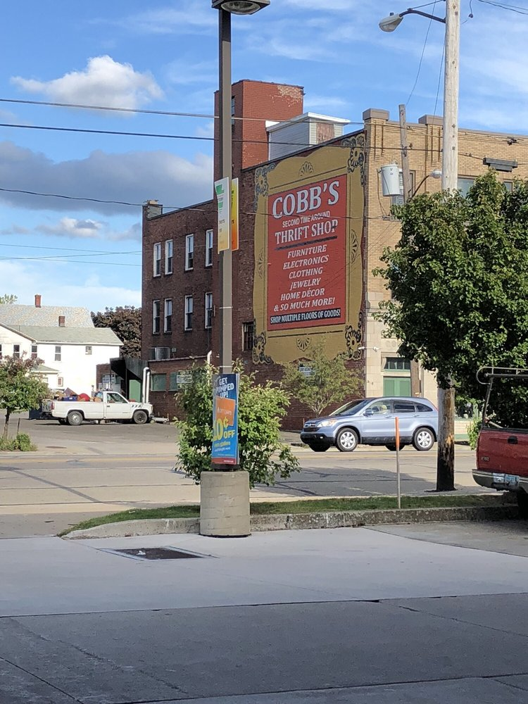 Cobb's Second Time Around Thrift Shop: 1215 Parade St, Erie, PA