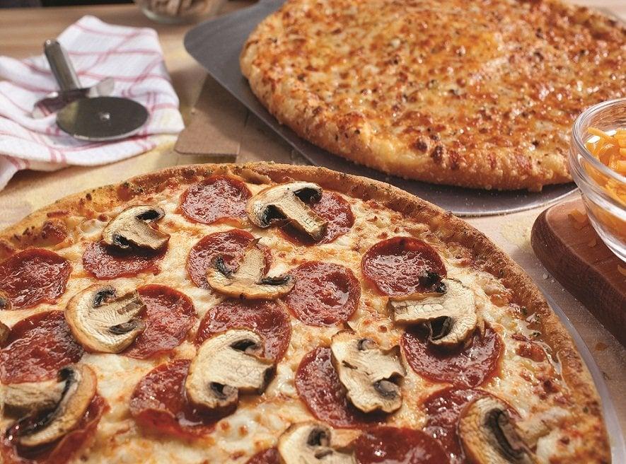 Domino's Pizza: 200 S Adams St, Nevada, MO