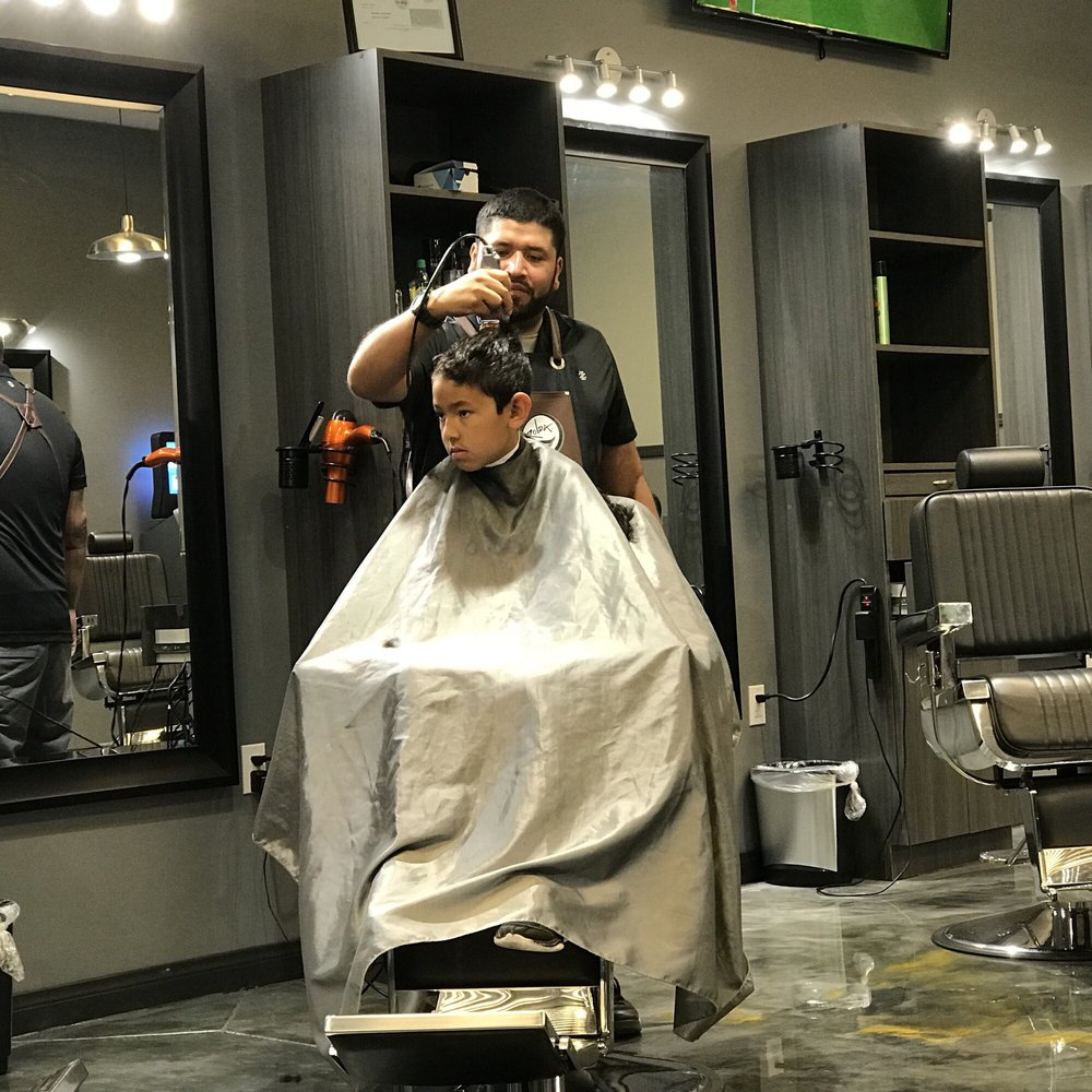 Prime Barber Shop: 44025 Jefferson St, La Quinta, CA
