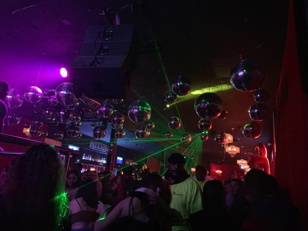 Palladium Nightclub: 950 10th St, Modesto, CA