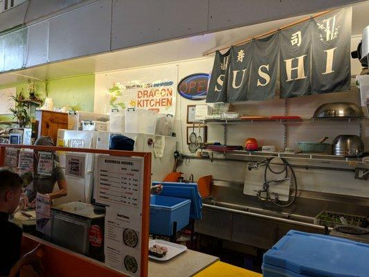 Dragon Kitchen Sushi - 207 Photos & 187