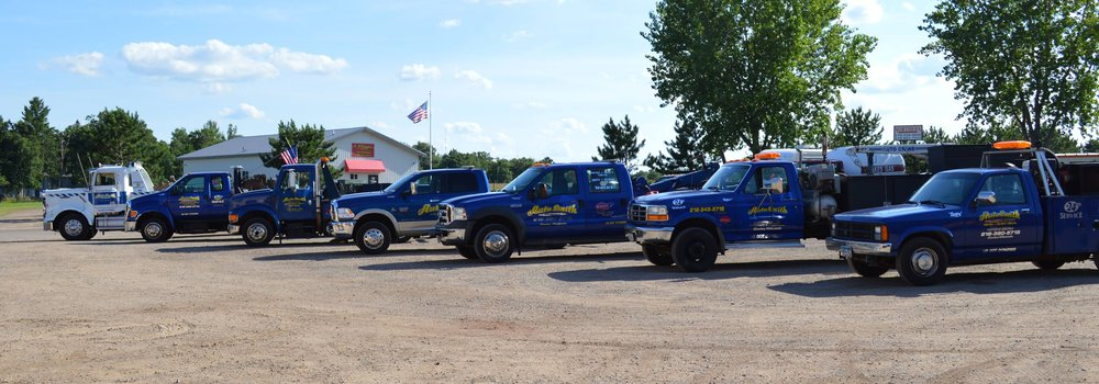 AutoSmith Services: 803 4th St, Ironton, MN