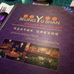 Photo Of Yu Shan Chinese Restaurant Seattle Wa United States