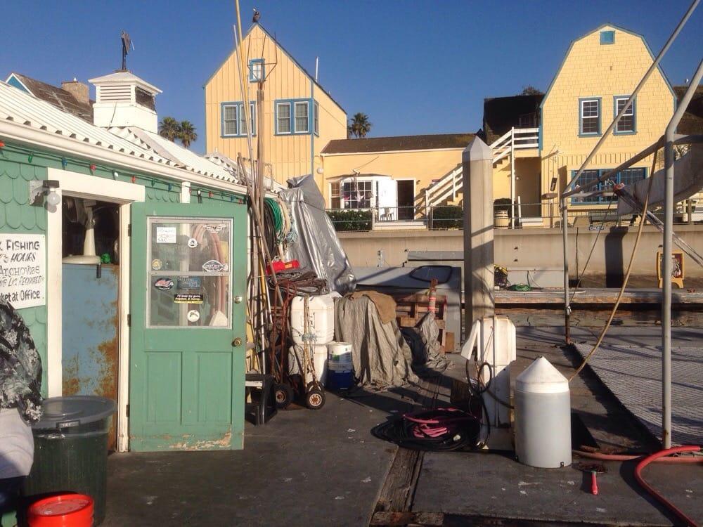 Dock yelp for Marina del rey fishing report