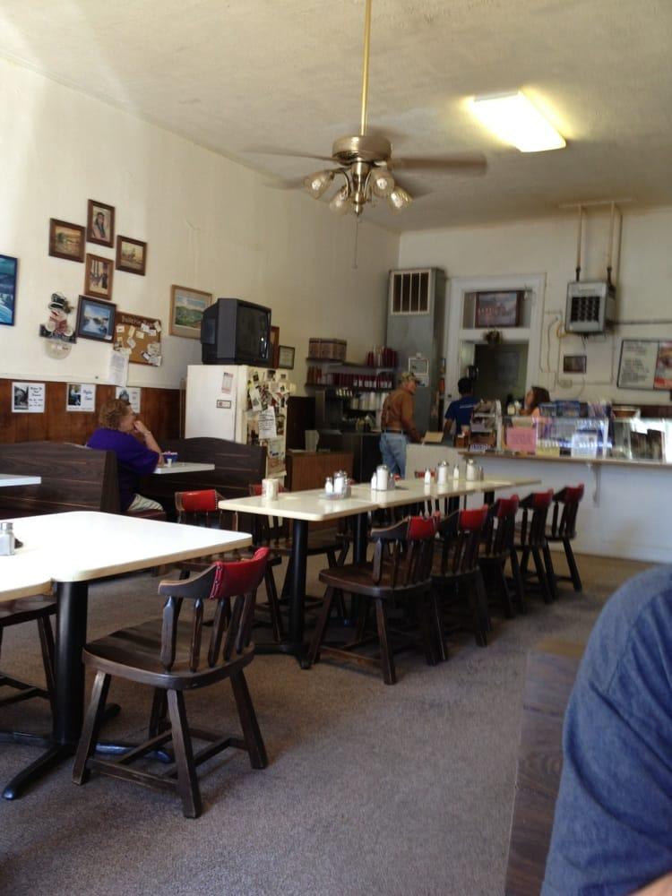 Aj's Diner: 122 W Main St, Vevay, IN