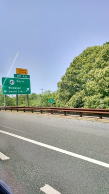 Garden state parkway 400 king georges post rd woodbridge nj historical places mapquest for Directions to garden state parkway south
