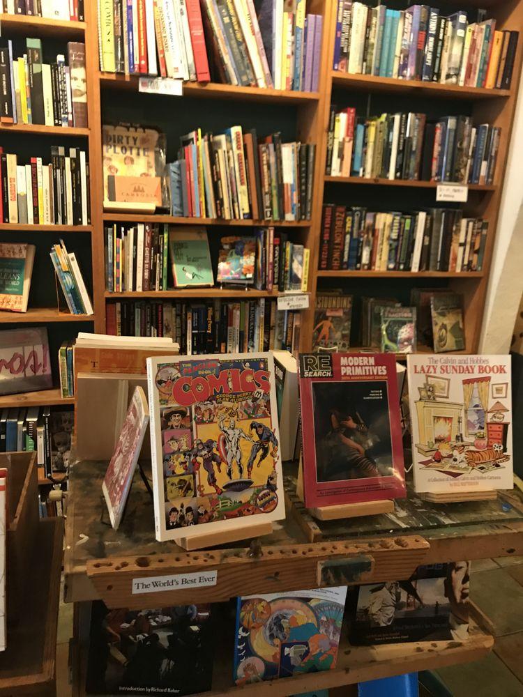 Adobe Books: 3130 24th St, San Francisco, CA