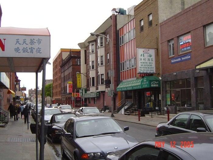 North sea seafood restaurant closed chinese 153 n for Fish restaurant philadelphia