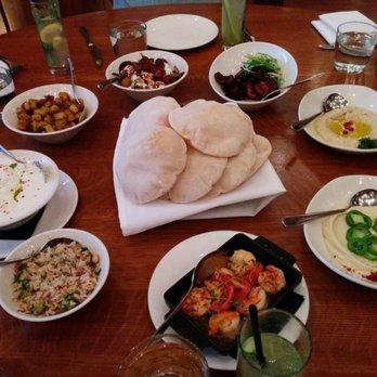 Ilili Restaurant Week Menu