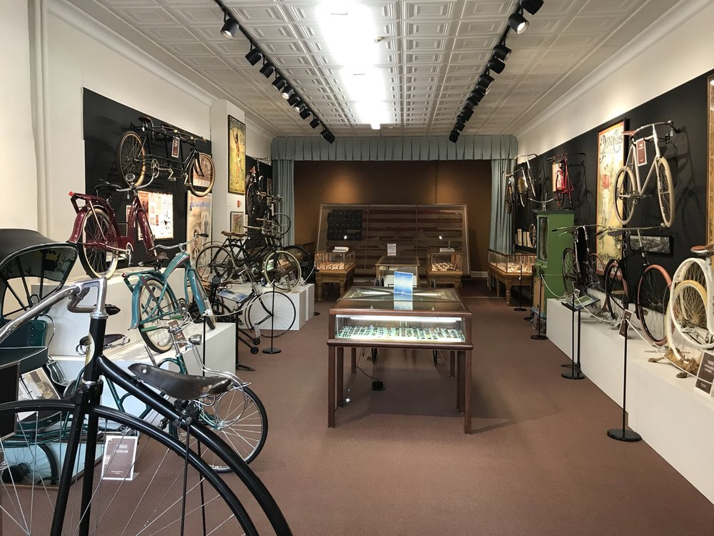 Bicycle Museum of America: 7 W Monroe St, New Bremen, OH