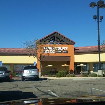 Barstow Food Court
