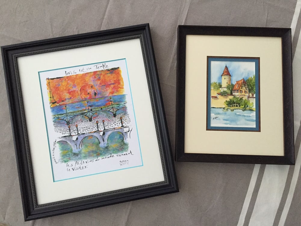 Custom framing- final products - Yelp