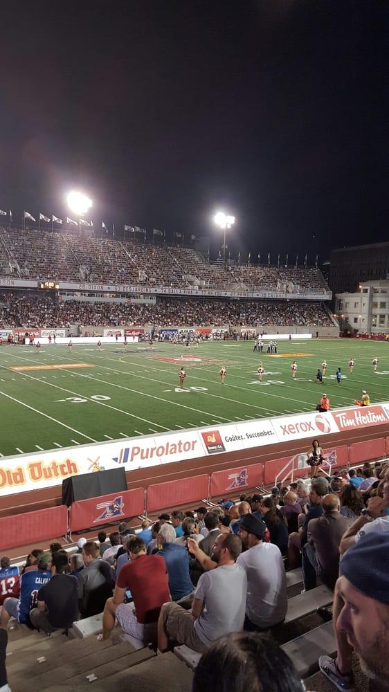 Stade Mémorial Percival-Molson