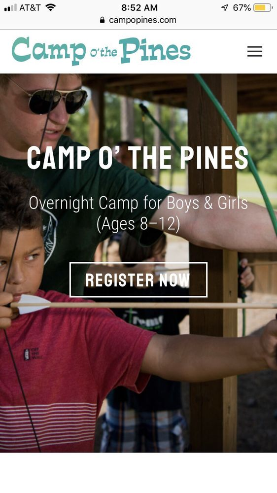 Camp O' the Pines: Hwy 29 /camp Of Pines Rd, Molino, FL