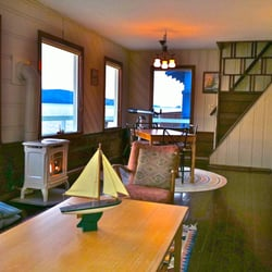 Bayglow Cottage Vacation Rentals Shoreline Hwy Marshall