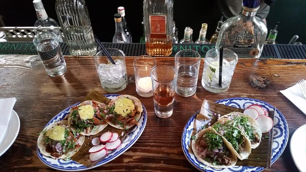 Restaurants Near Olive  Seattle
