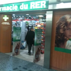 pharmacie du rer la defense