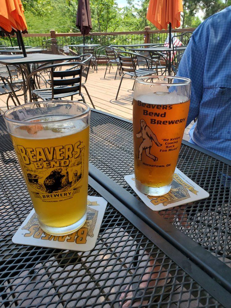 Beavers Bend Brewery: 46 Coho Rd, Broken Bow, OK