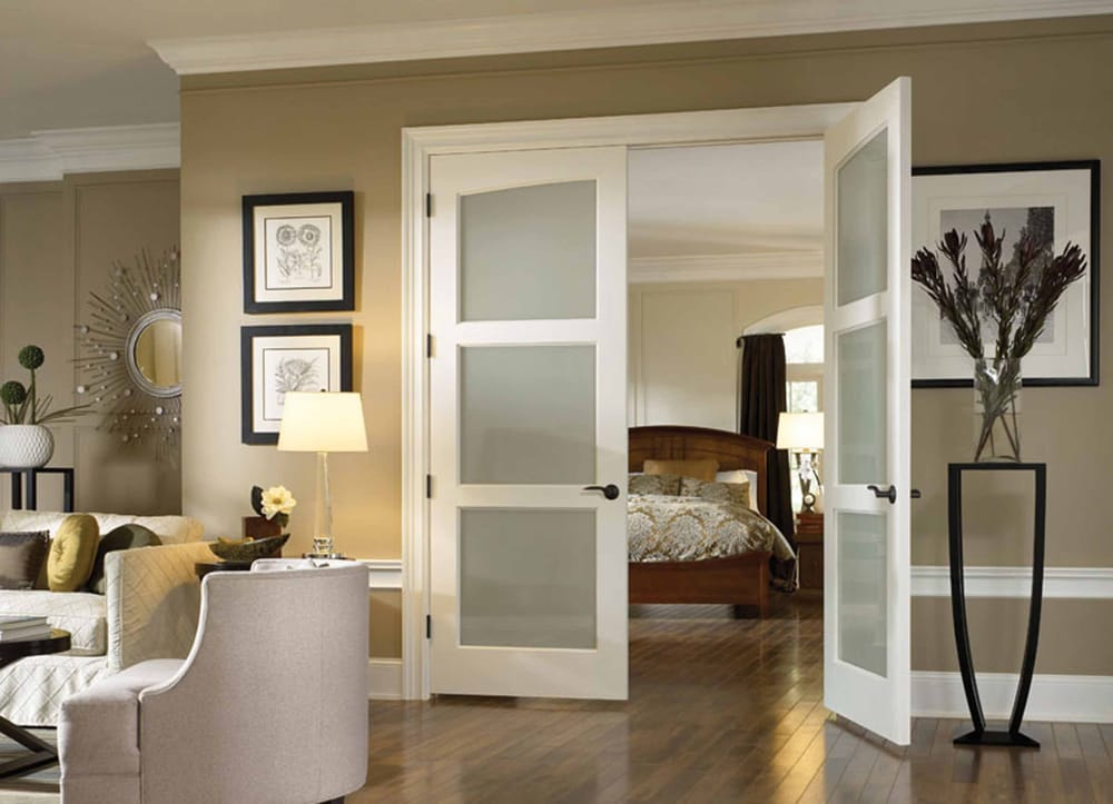 French Doors Modern Privacy Glass Yelp