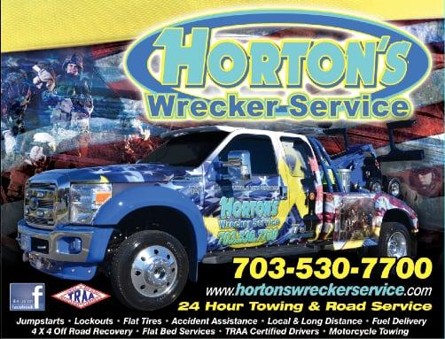 Towing business in Manassas, VA