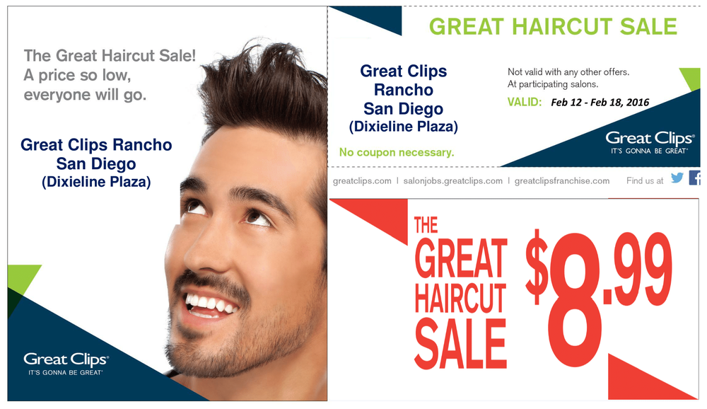 Great Clips Rancho San Diego 47 Photos 31 Reviews Hair