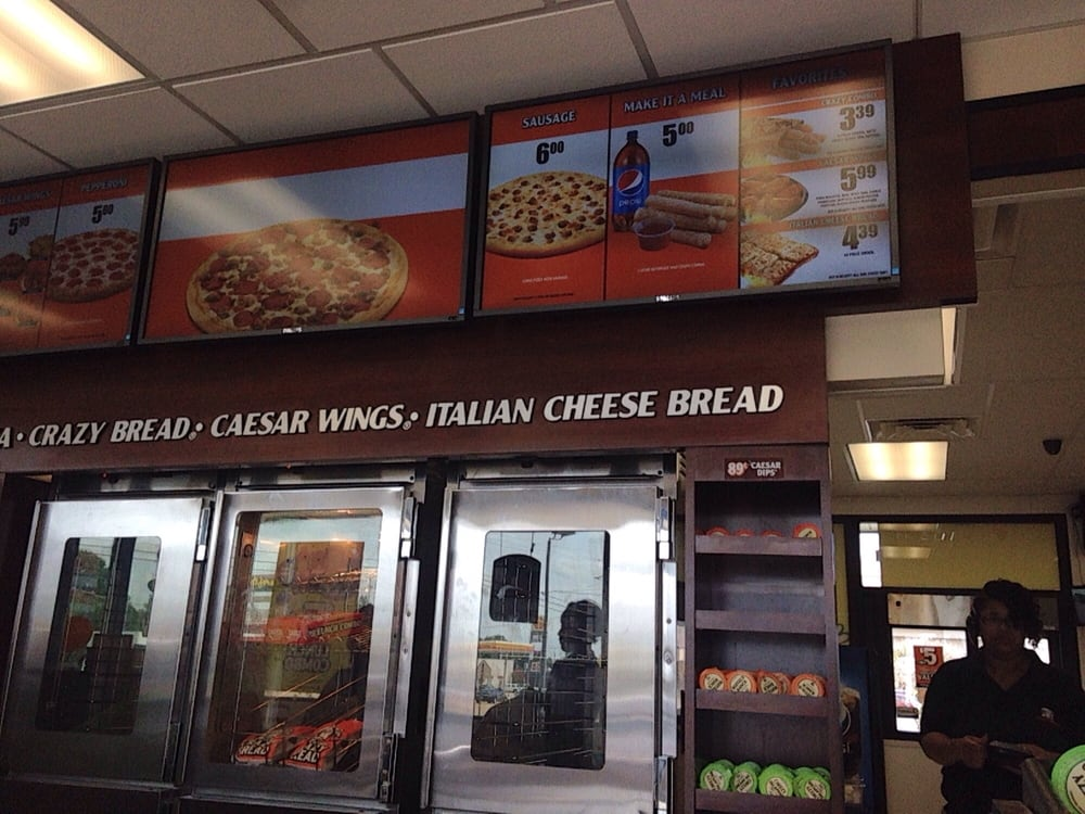 Little Caesars Pizza: 908 Hwy 82 E, Indianola, MS