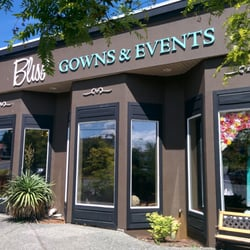 Bliss Gowns & Events - Bridal - 208 Wallace Street, Nanaimo, BC ...