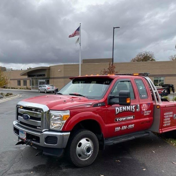 Dennis' Towing: 122 Air Park Dr, Aitkin, MN