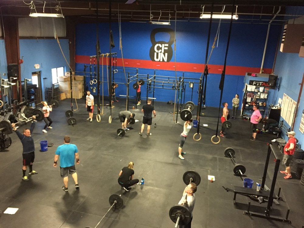 CrossFit Undaunted: 79 Leighton Rd, Augusta, ME