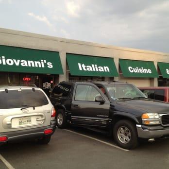 Giovanni Italian Restaurant Johnson City Tn