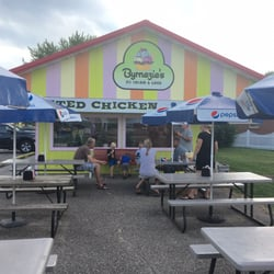 Photo Of Byrnezies Ice Cream And Grub Waterville Mn United States