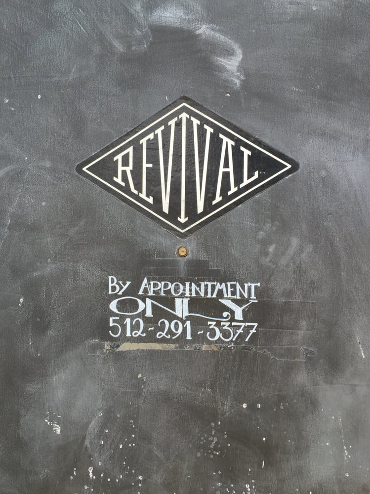 Revival Cycles