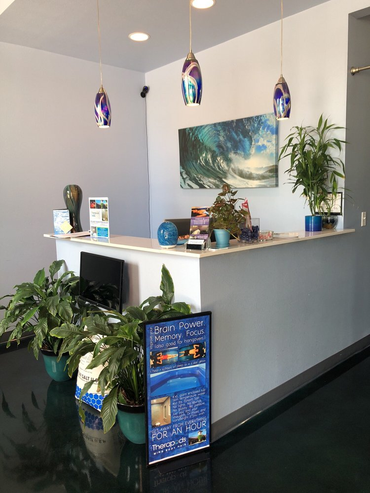 Therapods Float Spa: 3761 N Mall Ave, Fayetteville, AR
