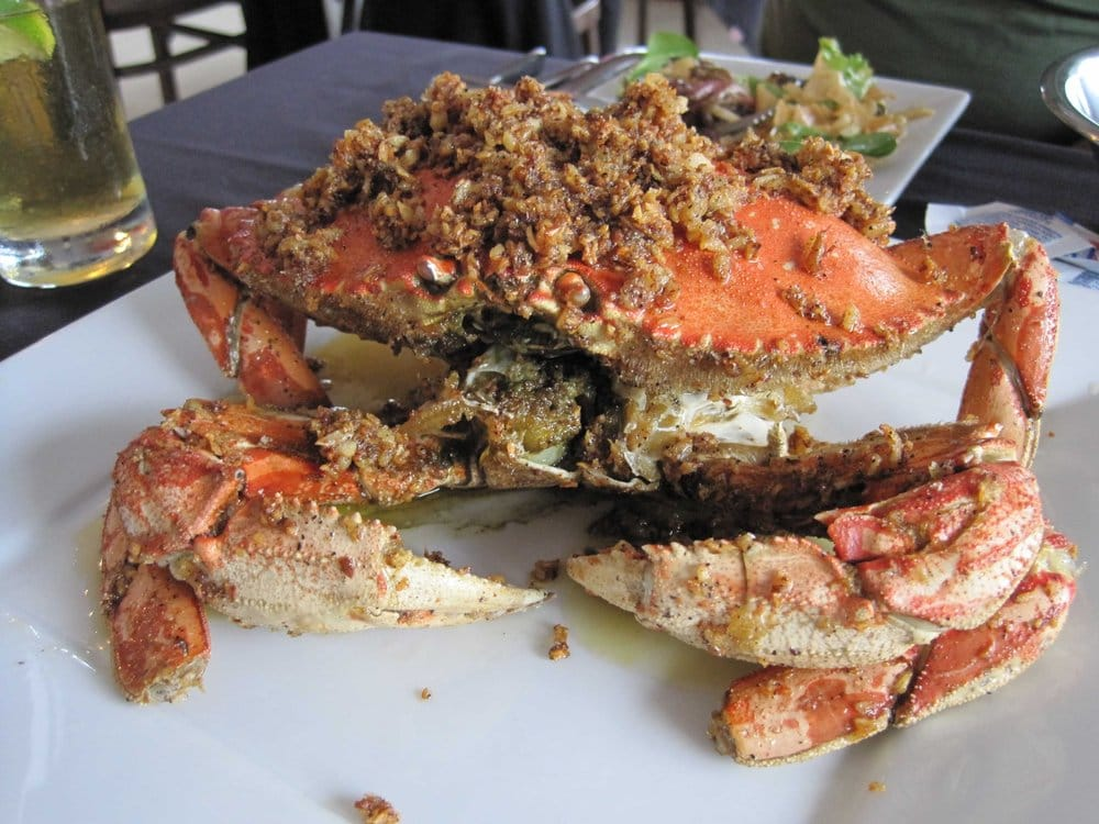 how to make garlic butter sauce for crabs